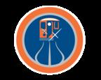 Posting and Toasting Logo