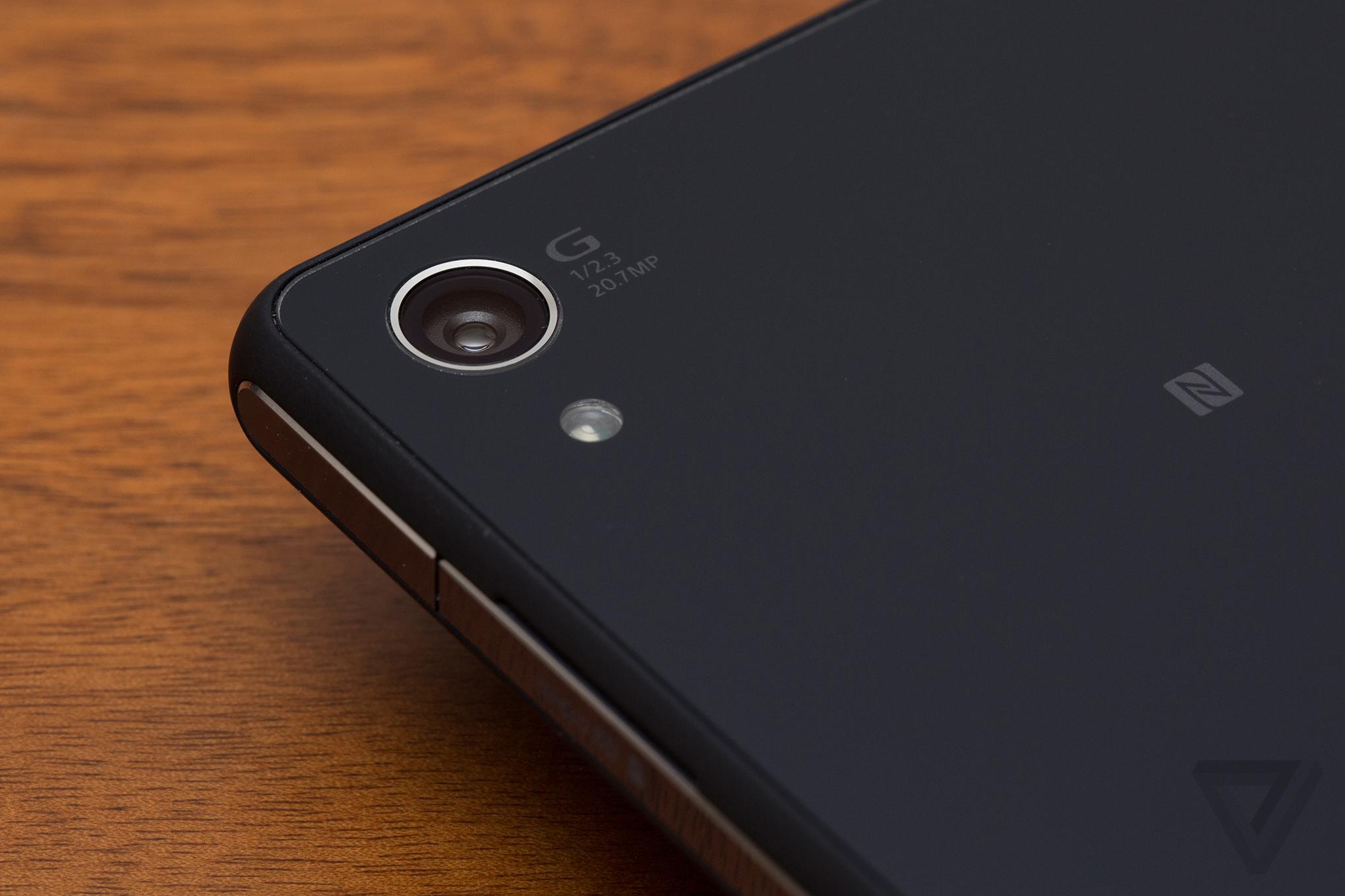 Xperia Z3v Sony Xperia Z3v review...