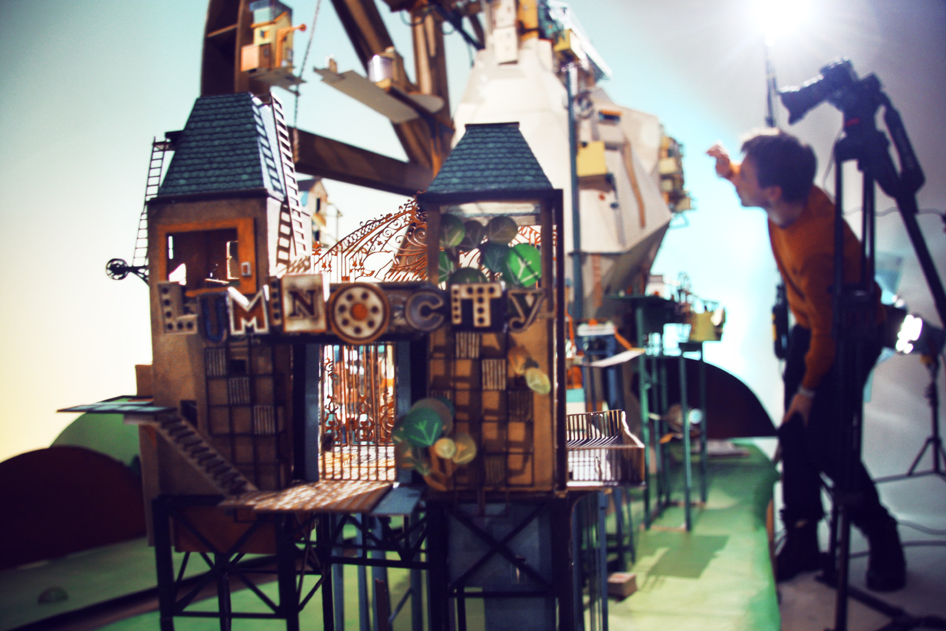 The stunning'Lumino City' is a video game made of paper instead of polygons The Verge