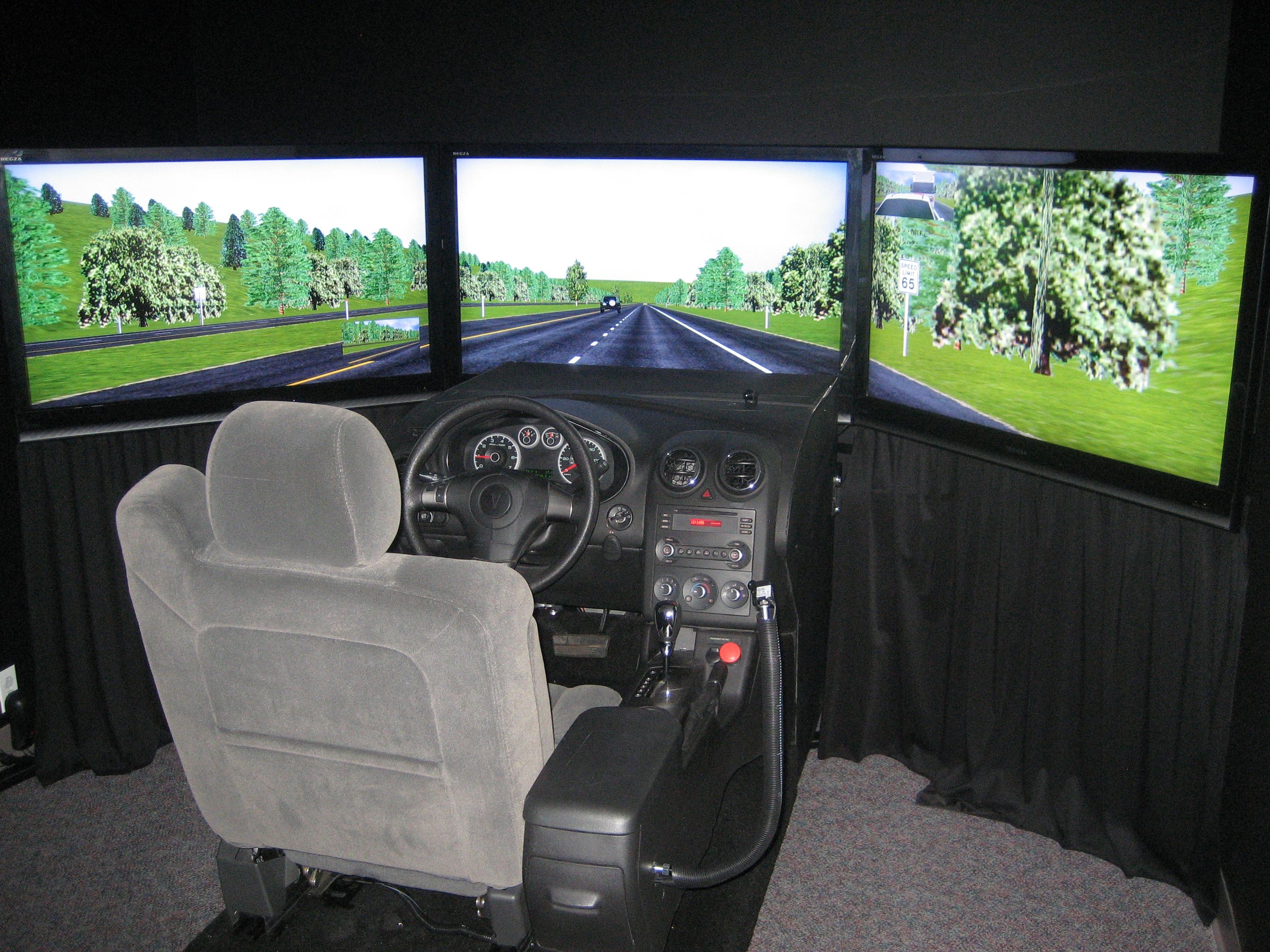 Everyone should learn to drive in a simulator | The Verge