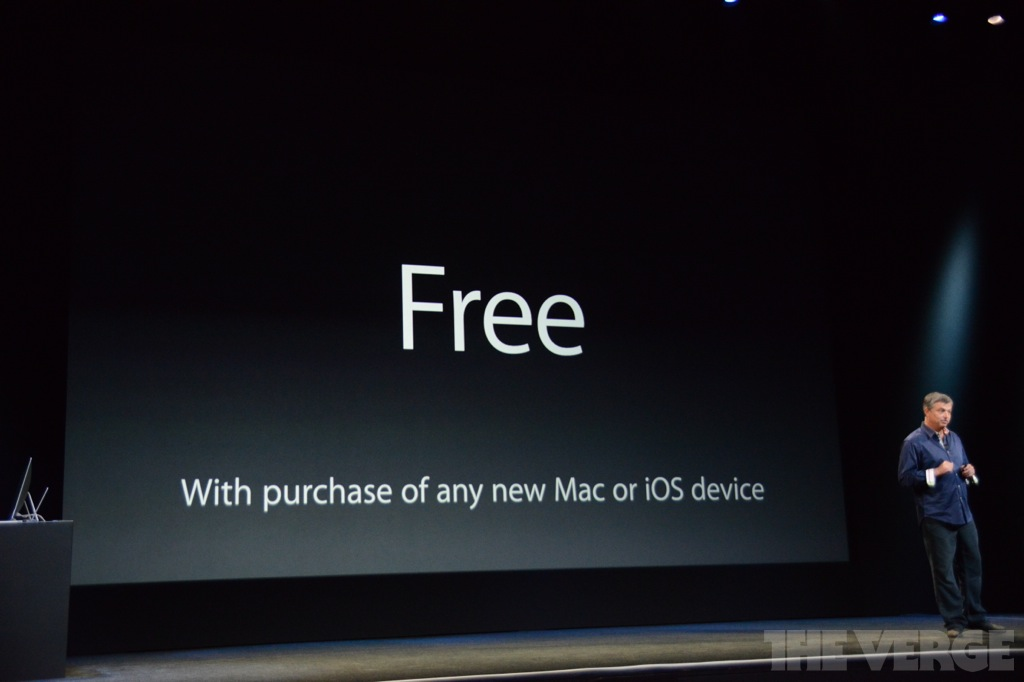 Some of Apple's most popular software is now available completely free