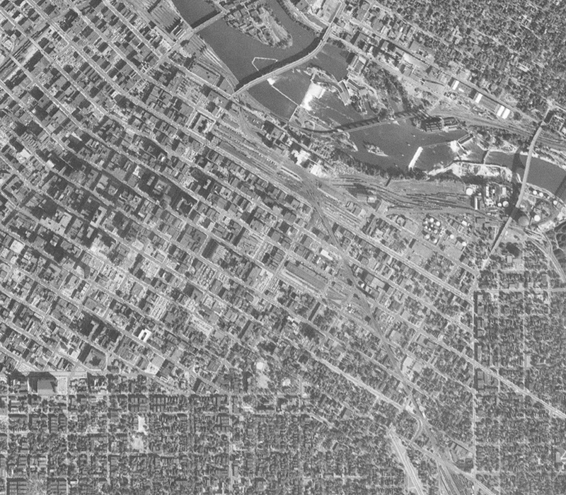 Beforeandafter maps show how freeways transformed Americas