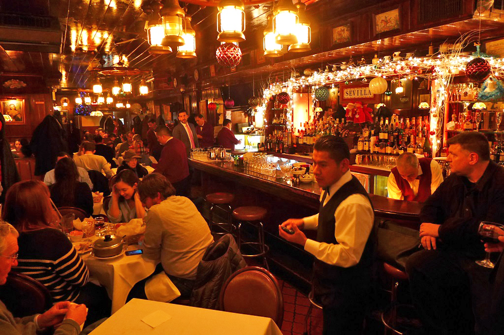 10 Old Fashioned Spanish Restaurants To Try In New York And Jersey Eater Ny