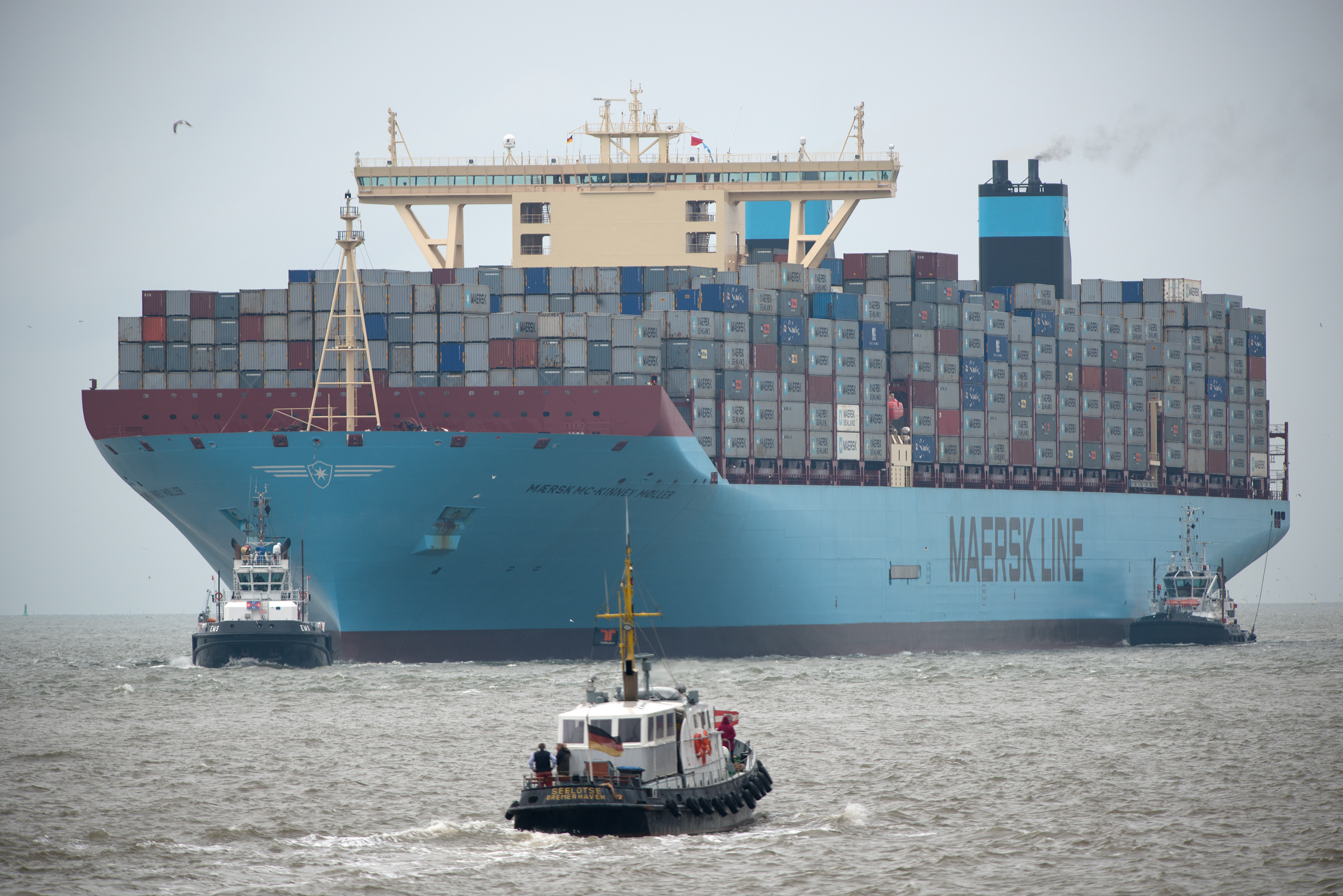 The Msc Oscar Just Became The World 39 S Biggest Container
