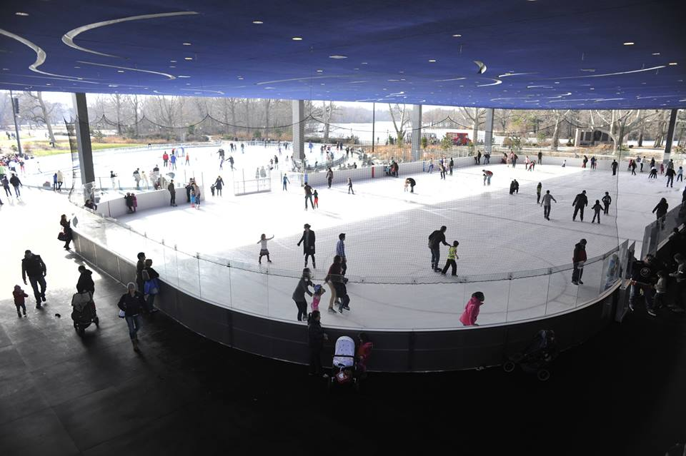 Get Your Michelle Kwan On At These New York Ice Skating