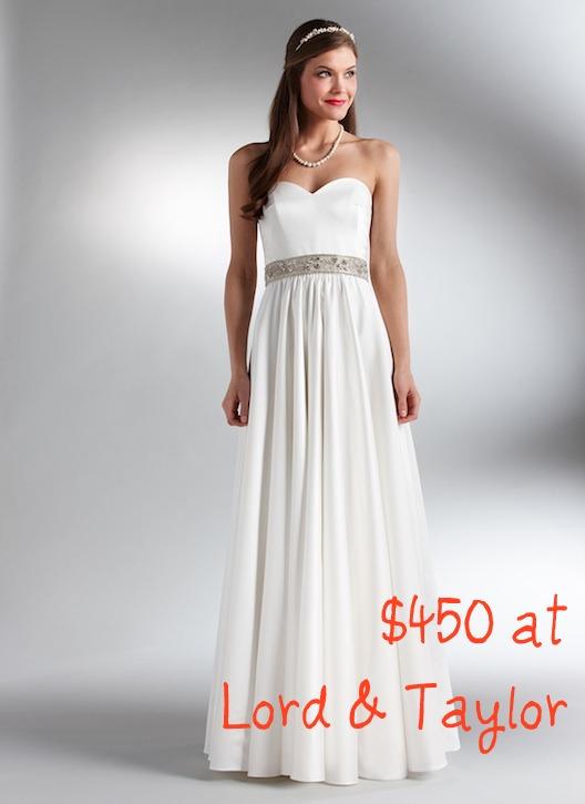 Lord And Taylor Wedding Dress - Ocodea.com
