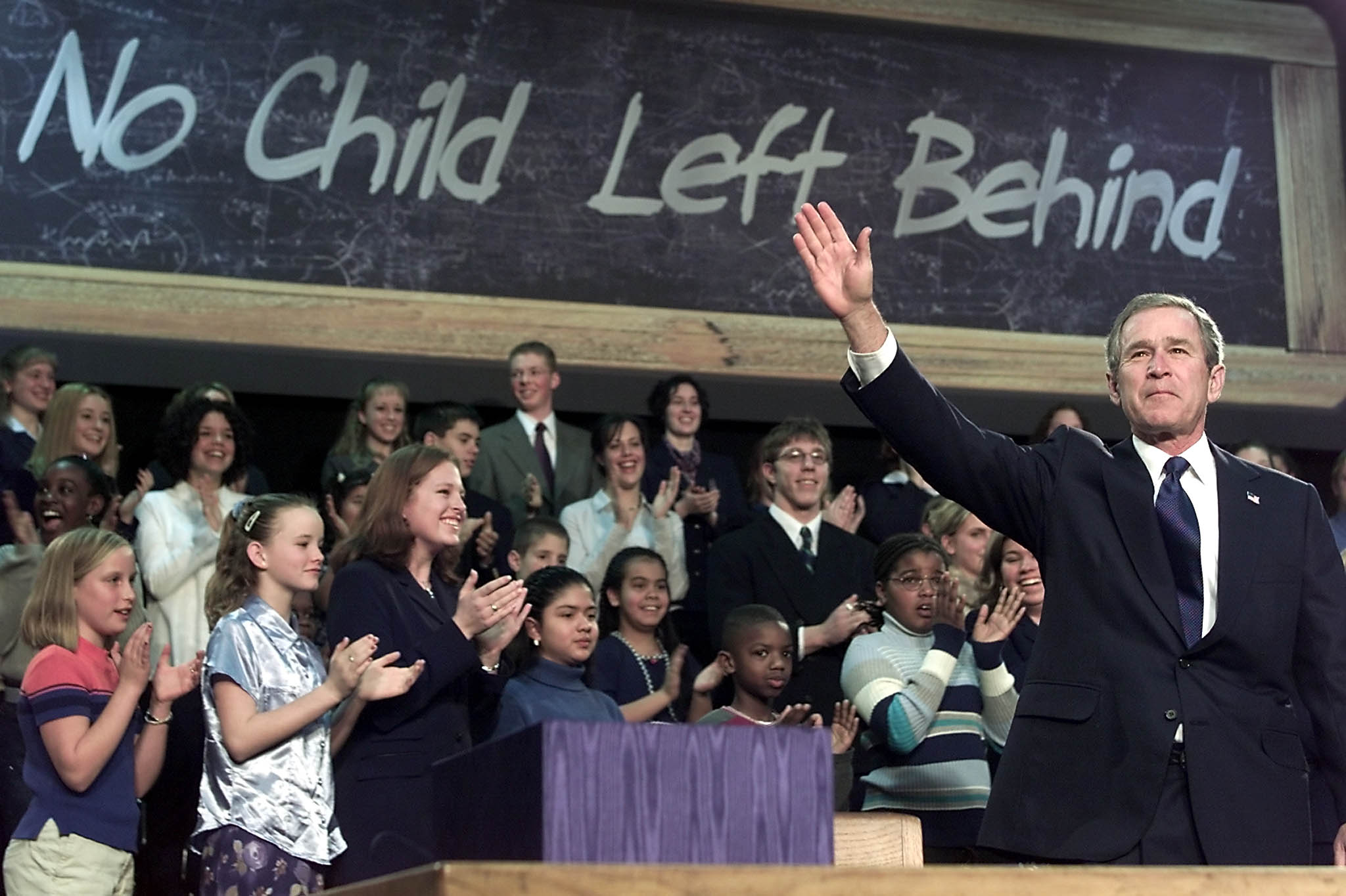 Has the No Child Left Behind Act of 2001 Succeeded?
