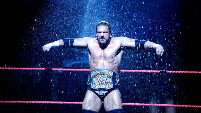Image result for triple h wwe champion