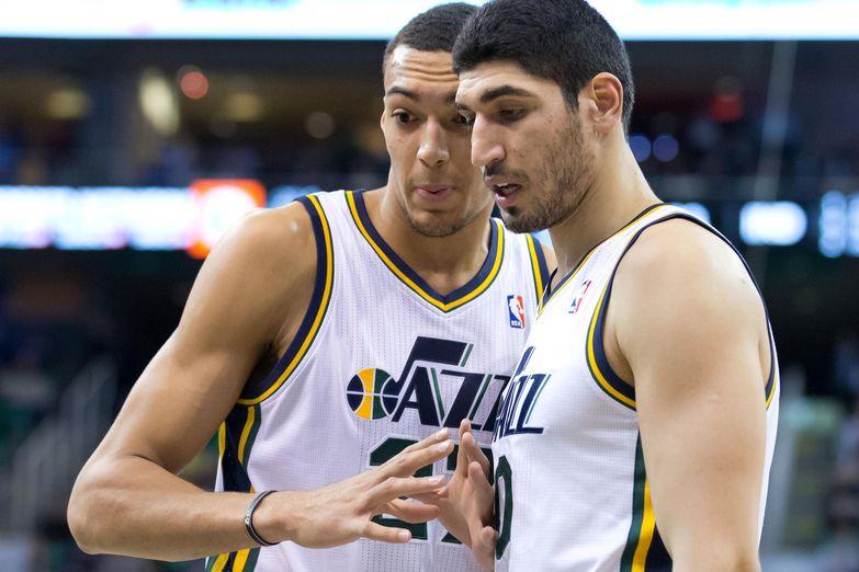 Enes Kanter asks the Utah Jazz to trade him. - SLC Dunk