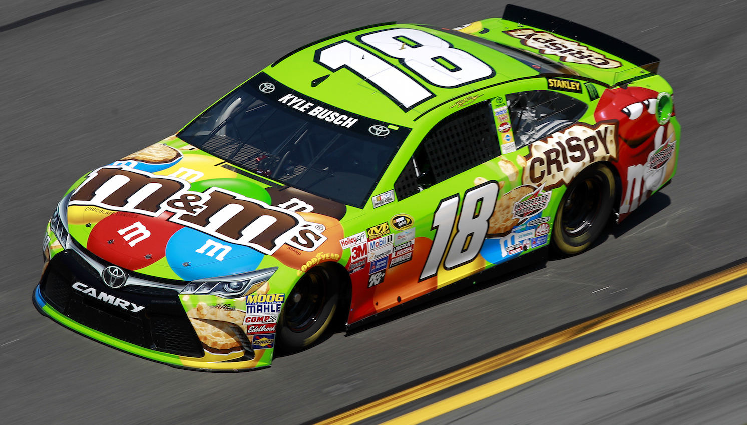 Kyle Busch Nascar Preview