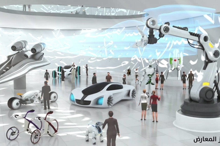 Dubai S 136m Museum Of The Future Will Be Full Of Robots And Their