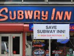 subway inn small