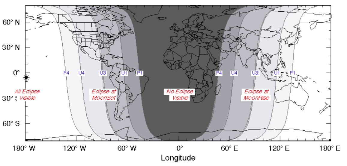 blood moon eclipse map - photo #18