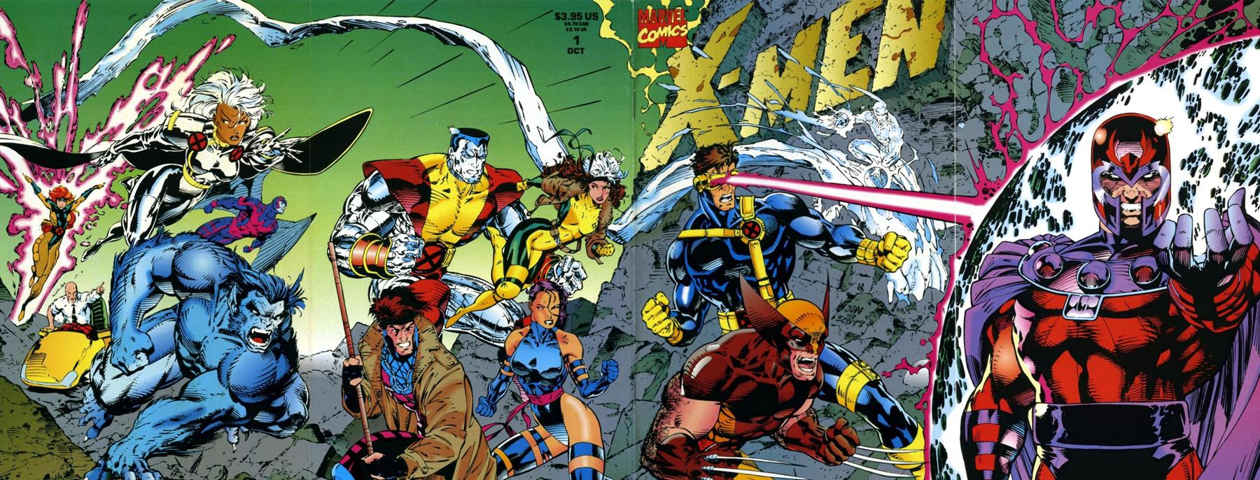 90s x men comic wallpaper - photo #5