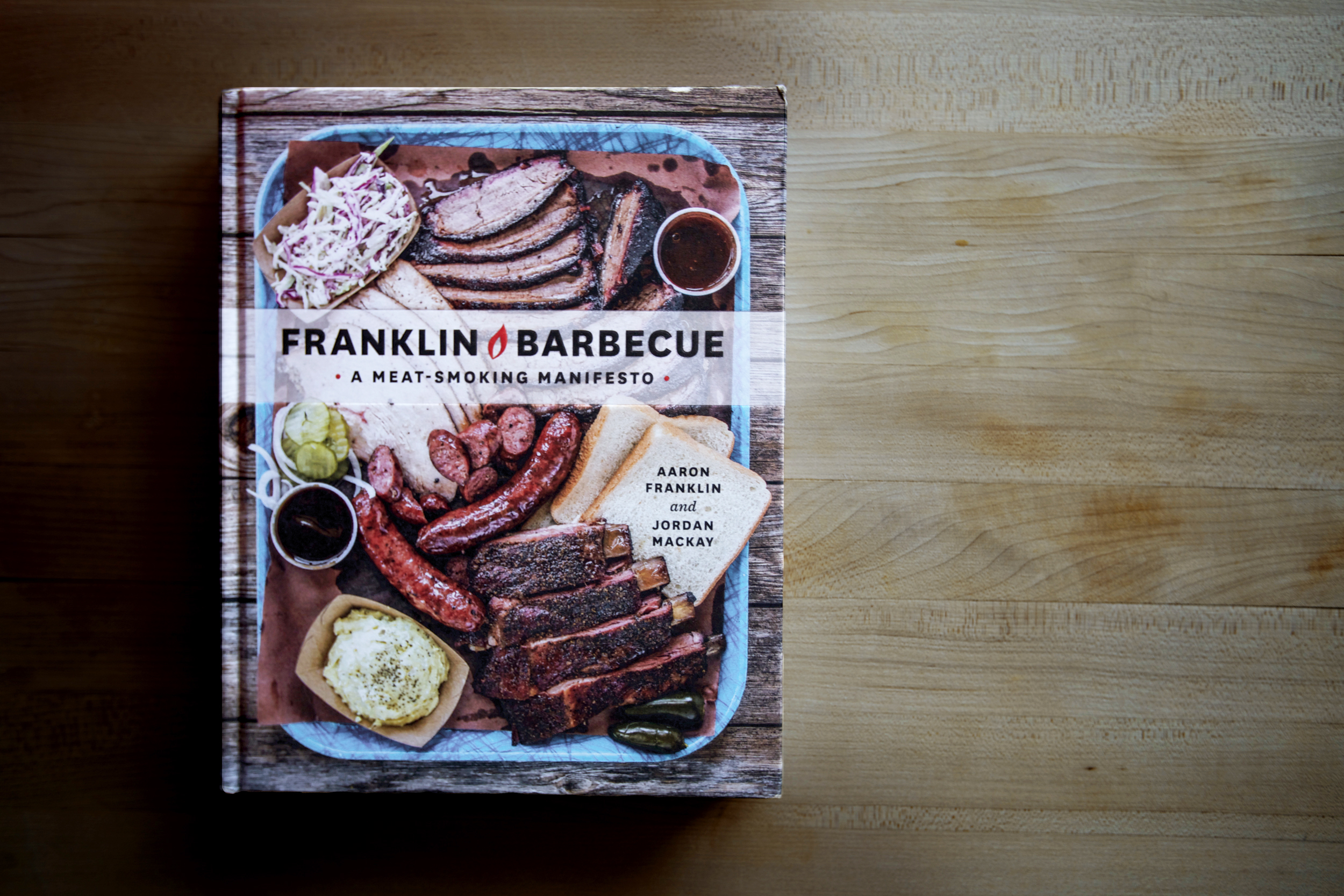 Aaron Franklin's 'Franklin Barbecue' Is a Master Class in Perfectionist Technique