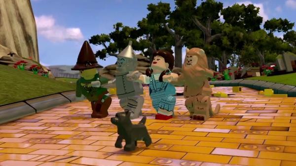 LEGO Wizard of Oz