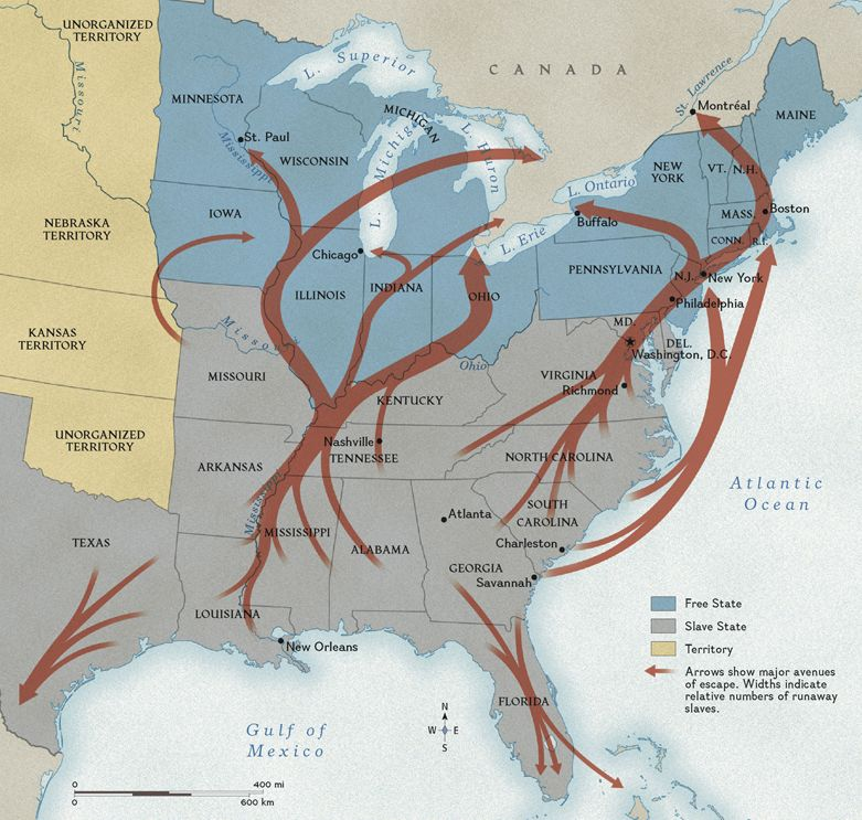 37 maps that explain the American Civil War Vox