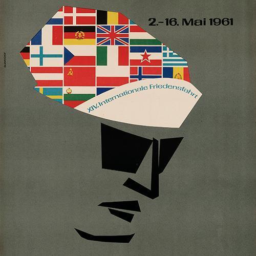 Peace Race poster