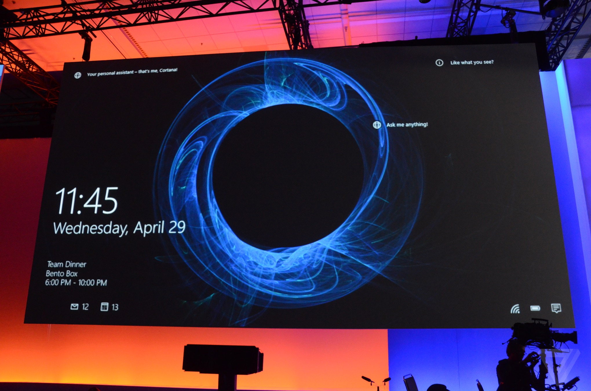 Microsoft Wants To Put Ads On The Windows 10 Lock Screen