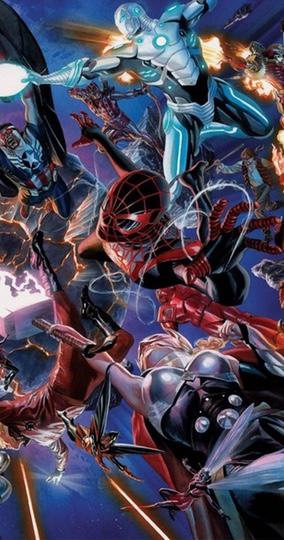 marvel's secret wars