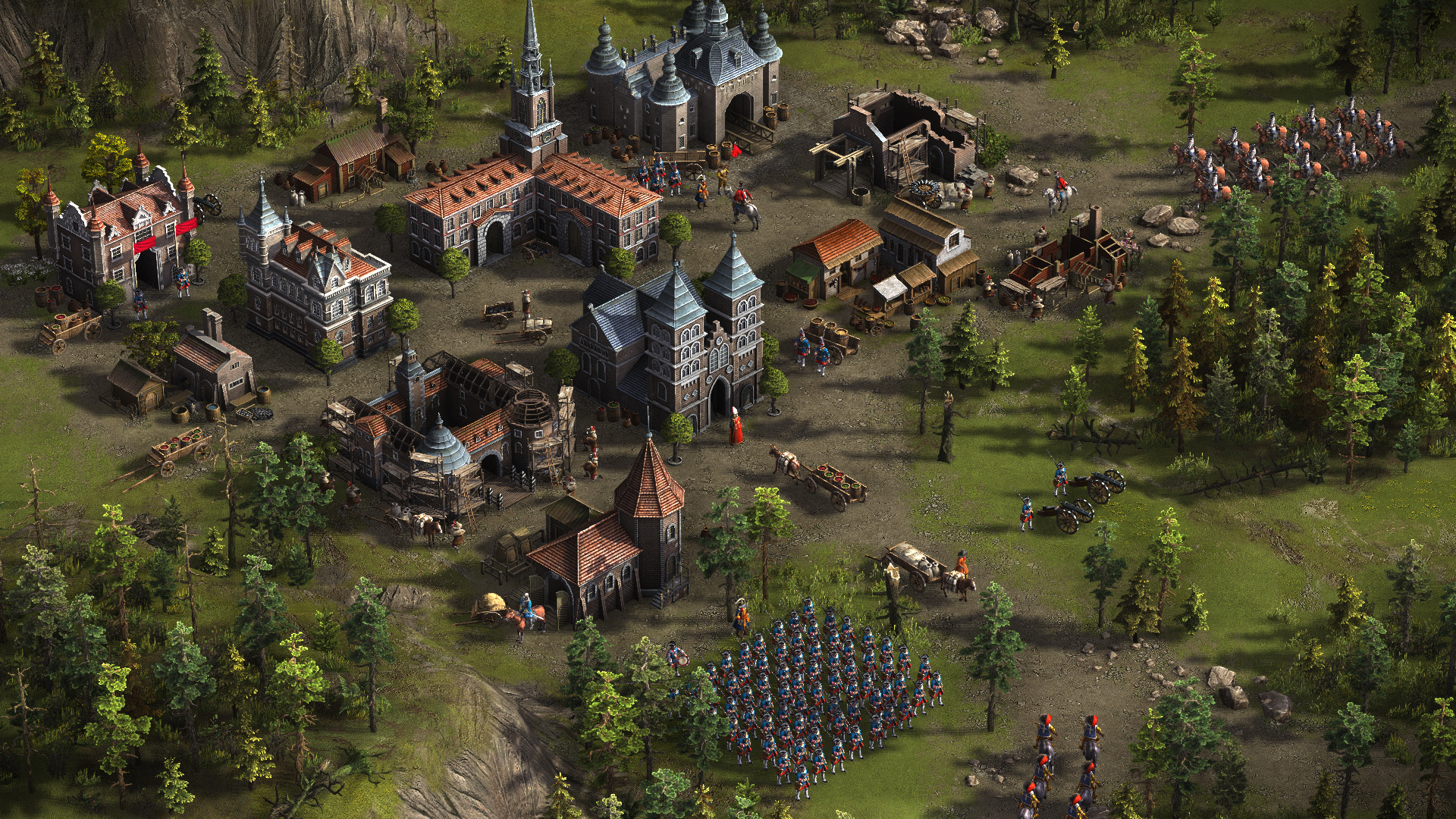 ... that made STALKER is back with their next game, Cossacks 3 | Polygon