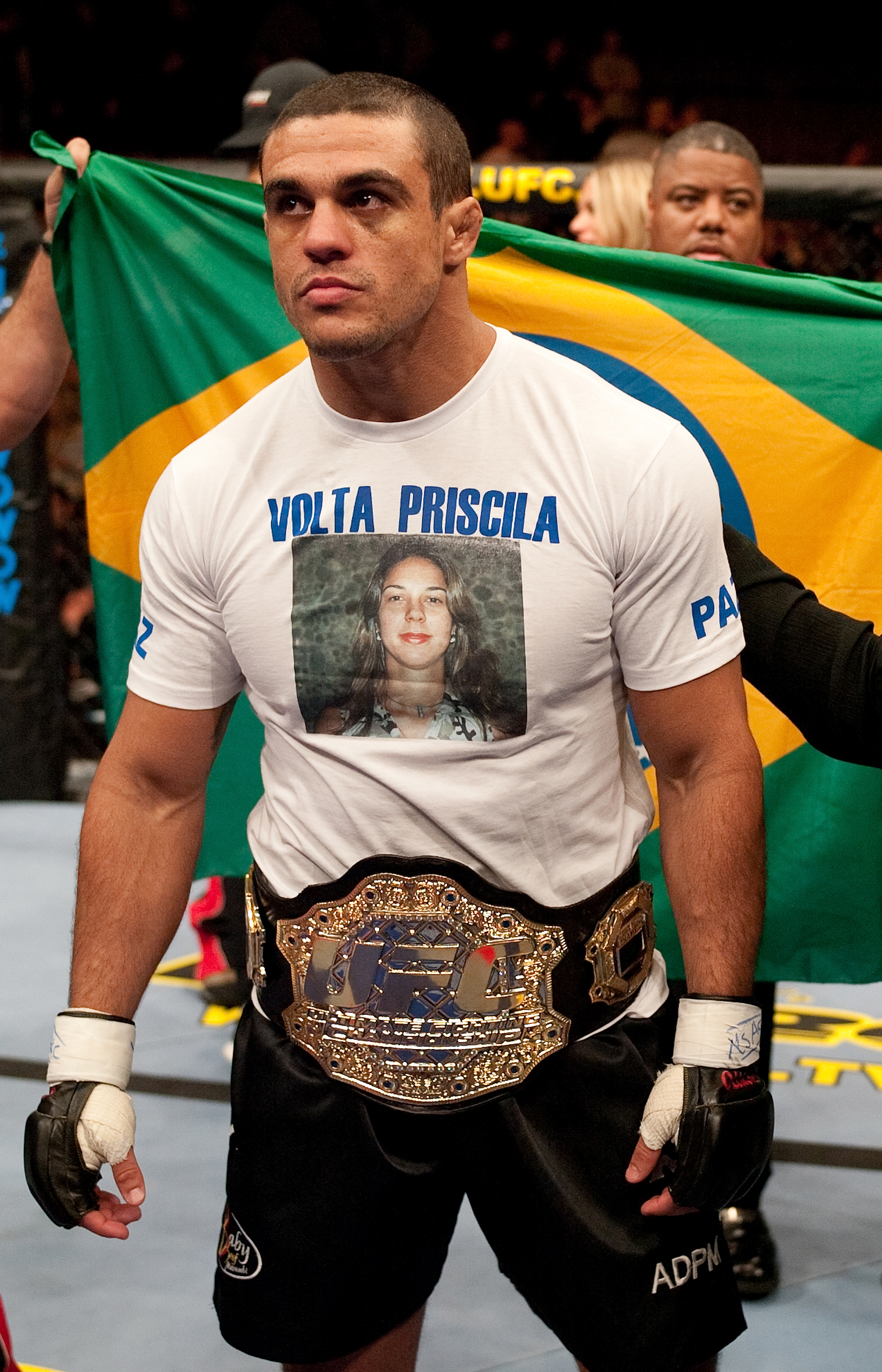 Ufc Seeking Latina Ring Card Girl: Vitor Belfort Sister's Kidnappers