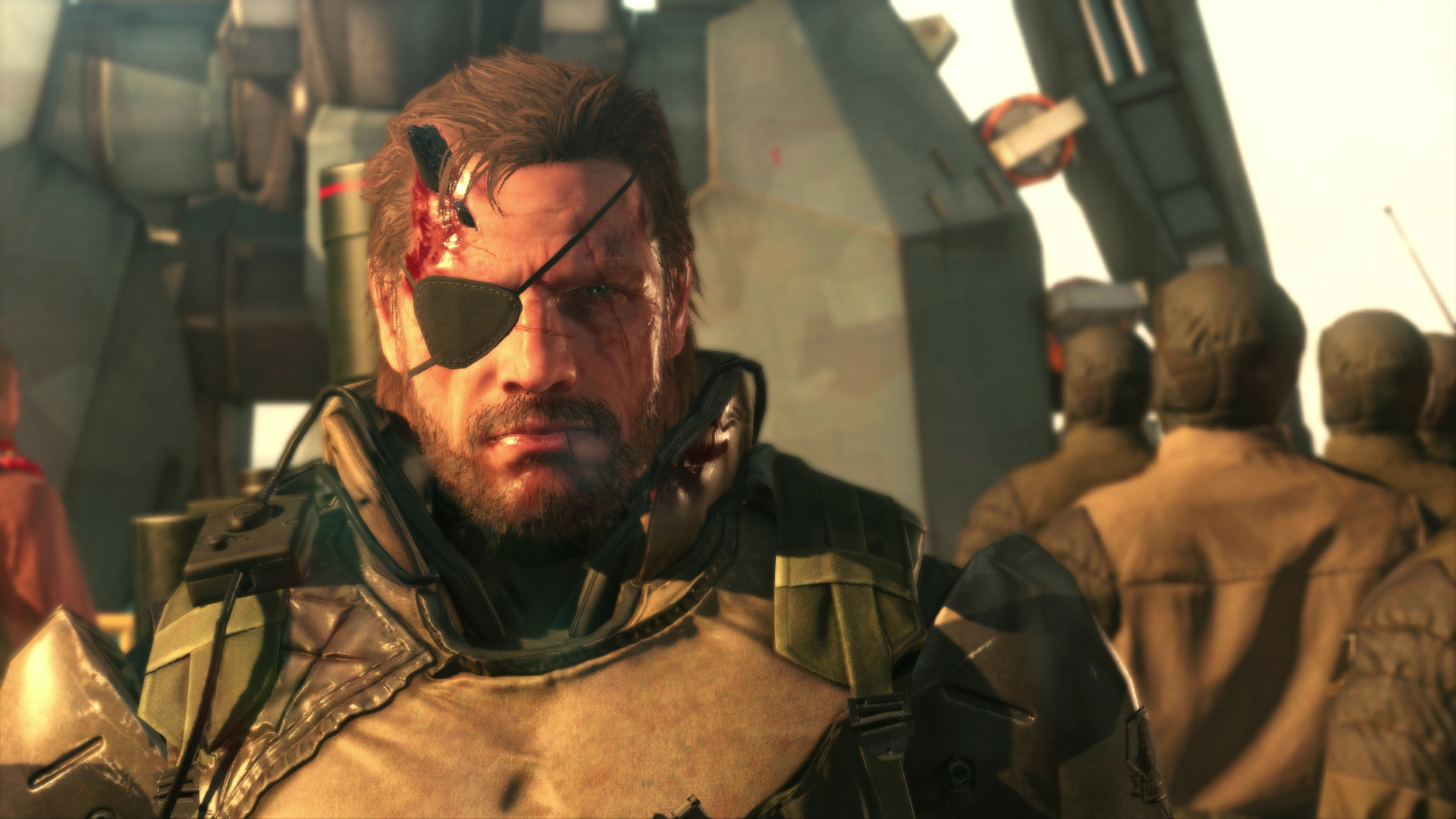 Metal Gear Solid 5: The Phantom Pain and the end of the beginning | Polygon