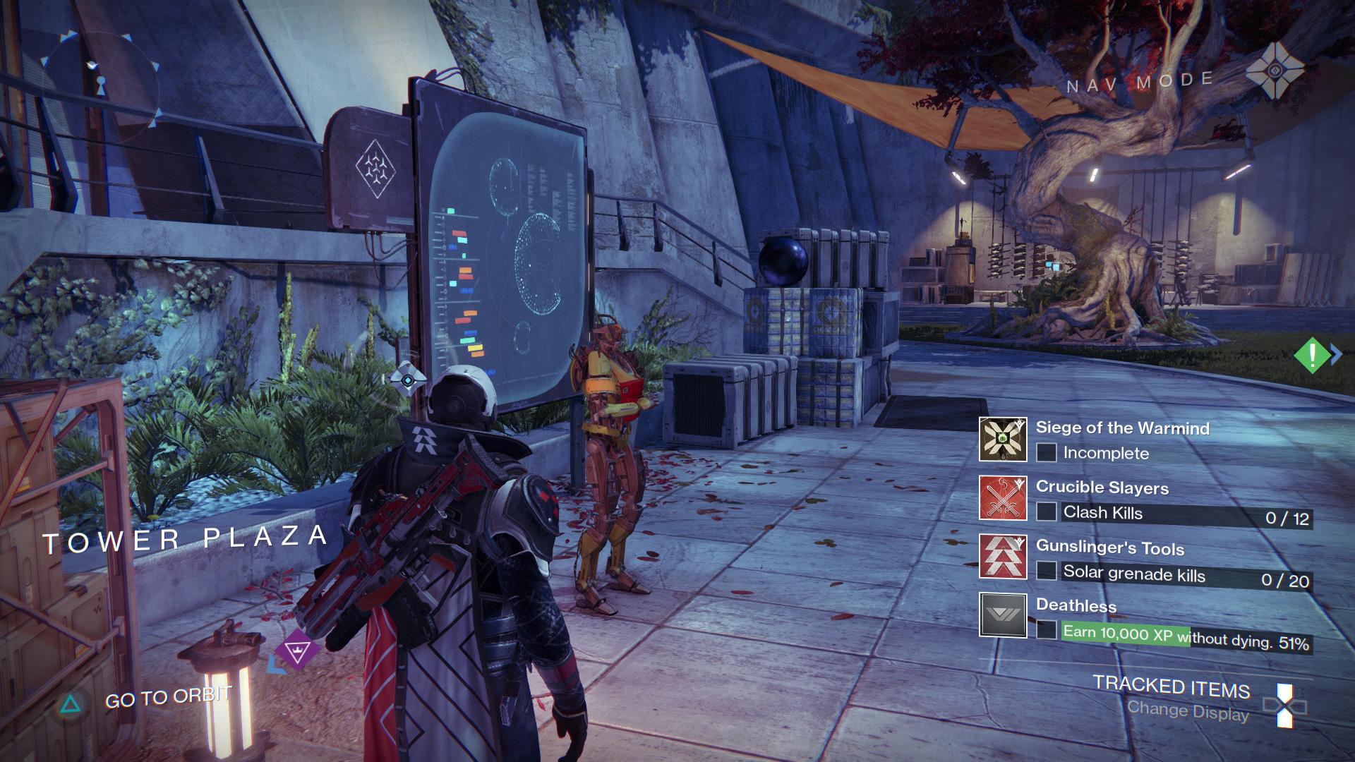Destiny: The Taken King - quest interface screenshot 1920