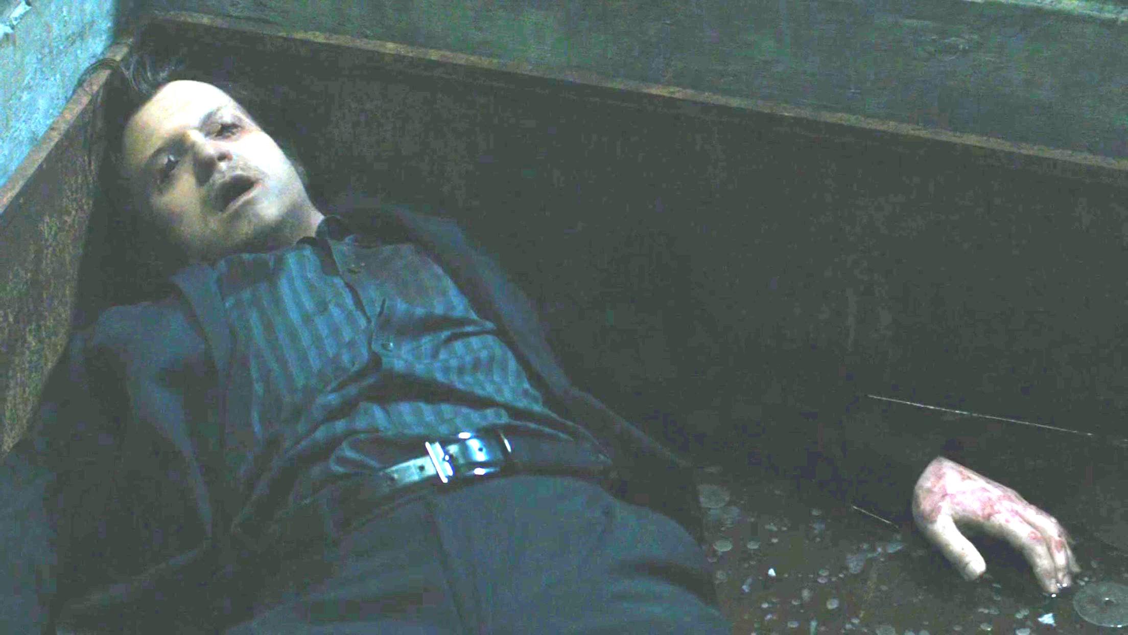 Frank's dead henchman Stan
