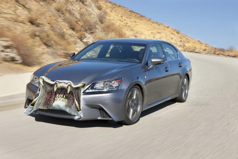 Lexus Predator`