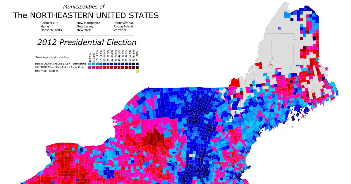 Us Map Of Election Results Globalinterco - Fillable us election map