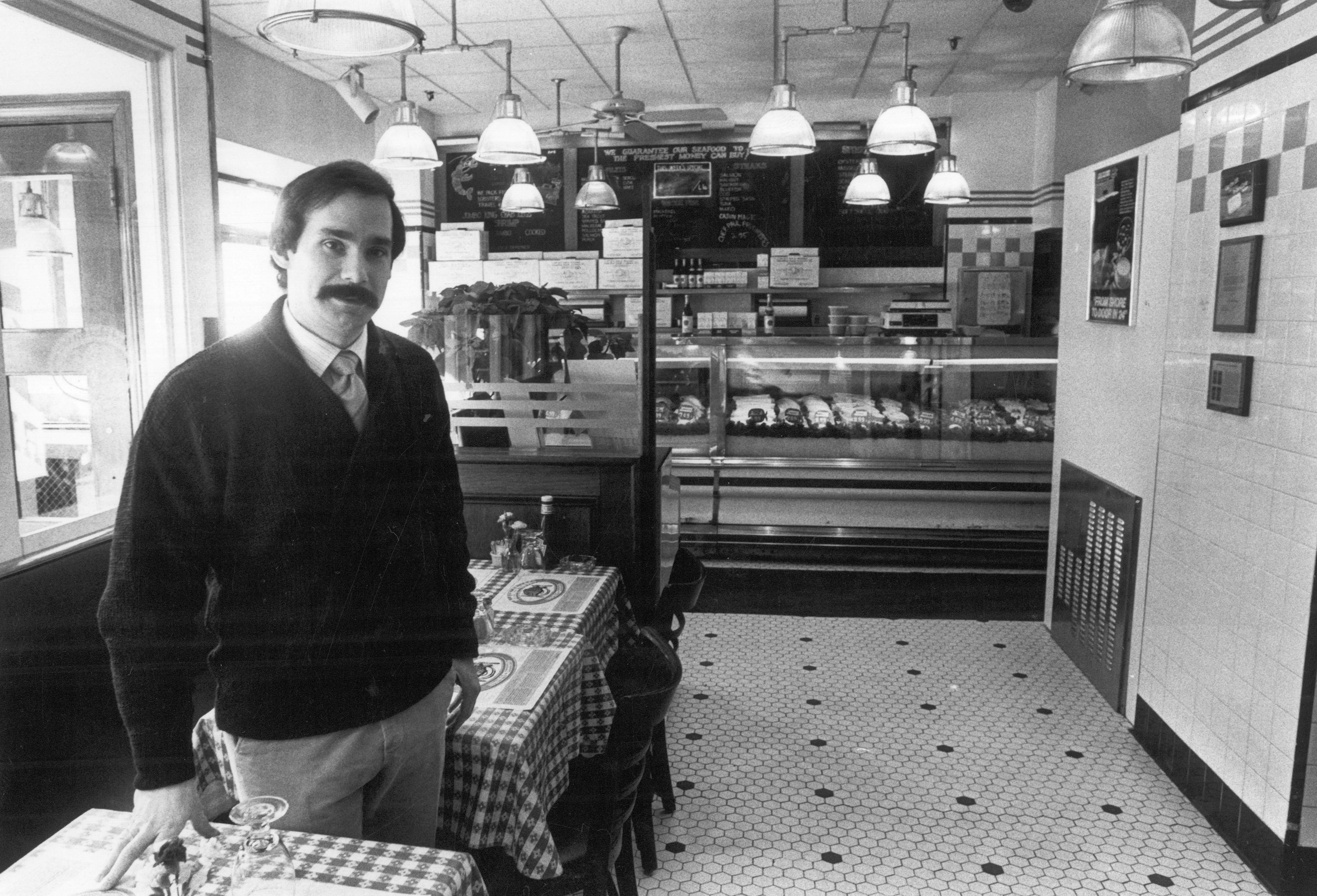 Legal Sea FOods Roger Berkowitz 1980s