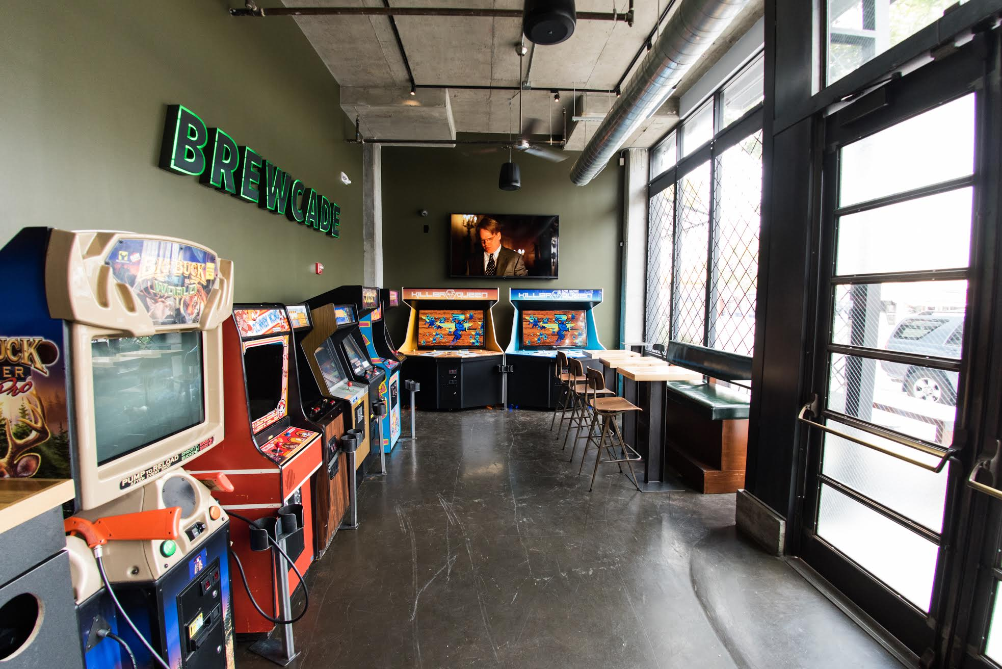 What it's like running an arcade in 2015
