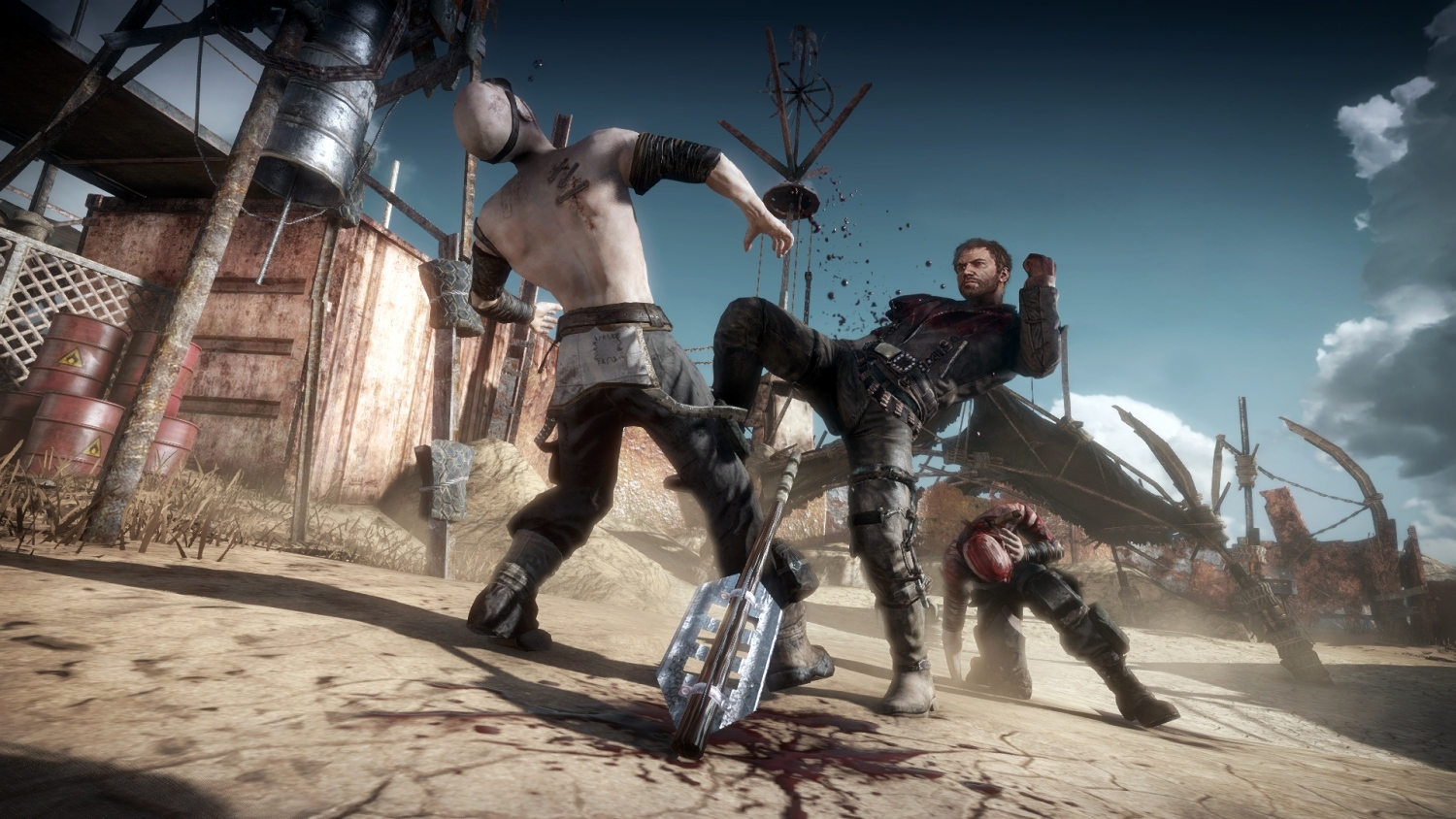 The Mad Max Video Game Is In Its Very Design Anti Fun The Verge