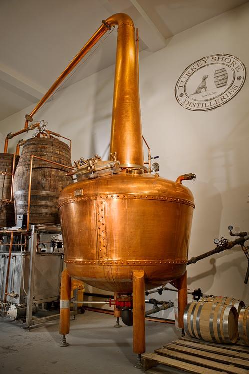 Turkey Shore Distillery