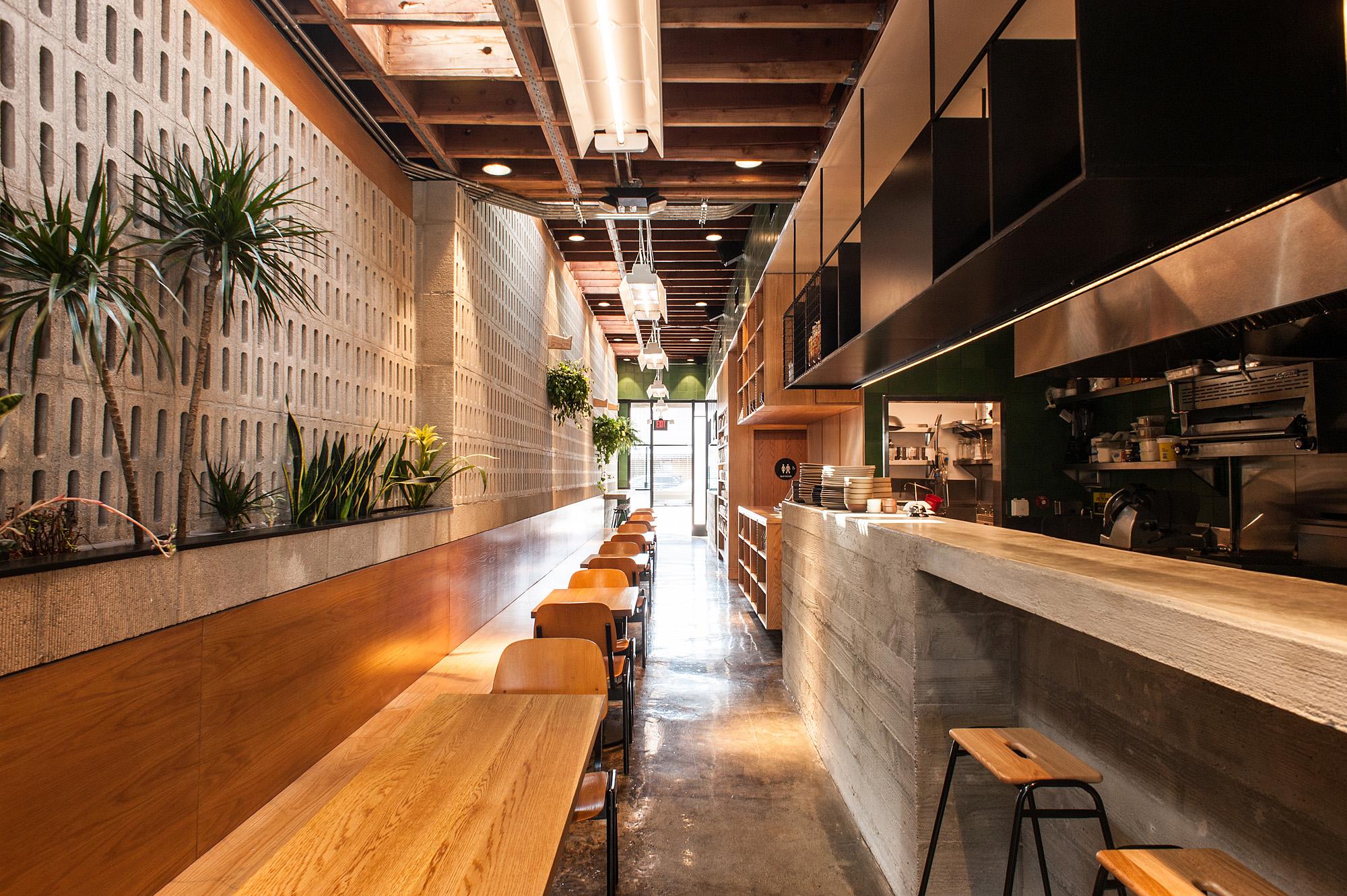 51 Standard Bearing Los Angeles Coffee Bars Eater La