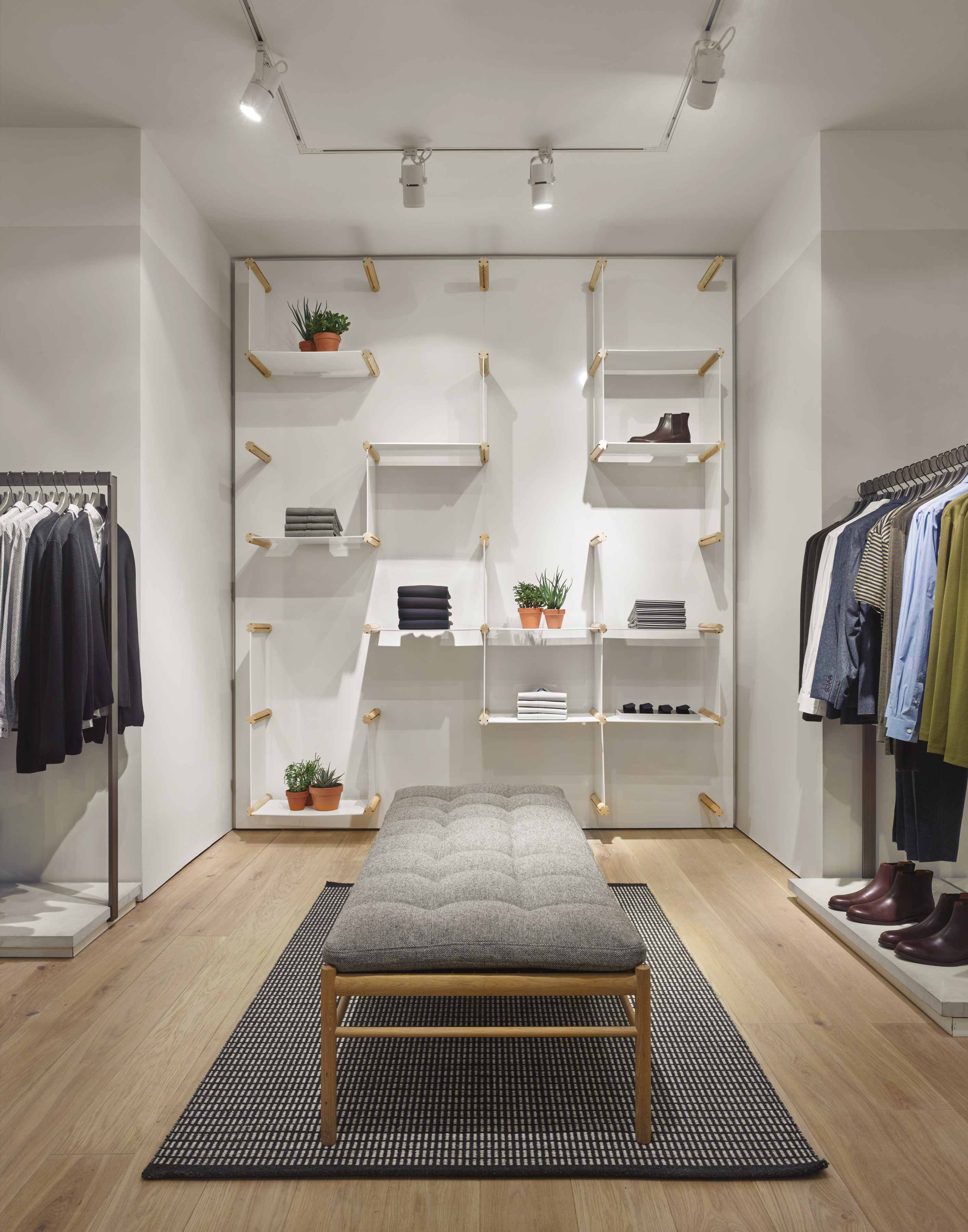 COS on Fifth Avenue Opens Today and the Financial District Is
