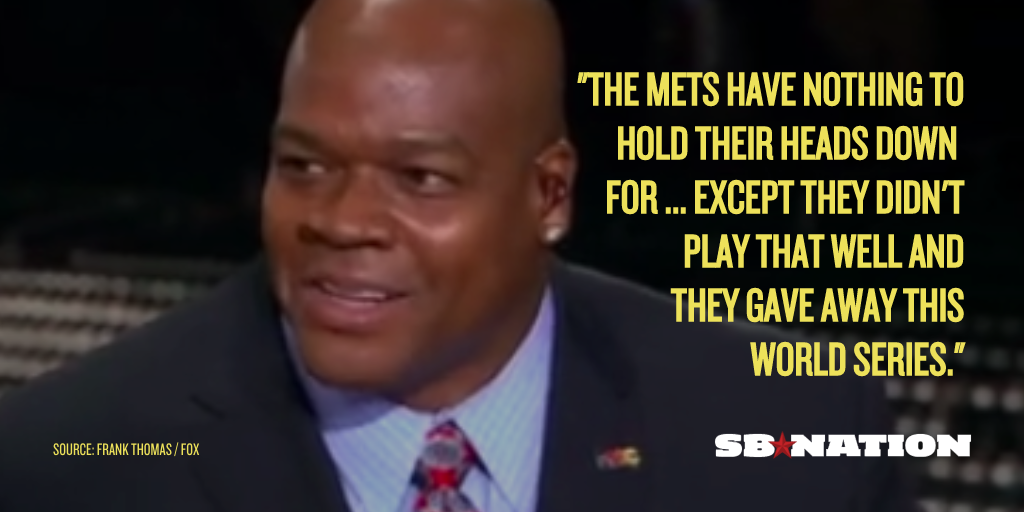 frank_thomas_meme.0 frank thomas tried to cheer up the mets and accidentally made it
