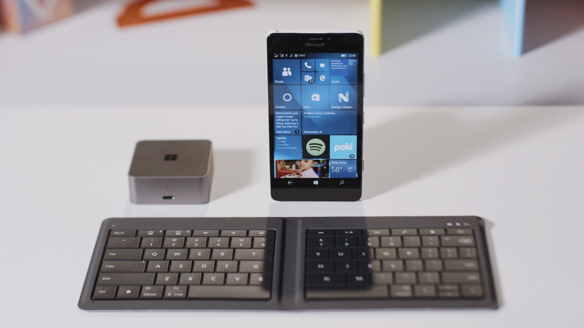 Microsoft is about to turn a phone into a real PC - The Verge