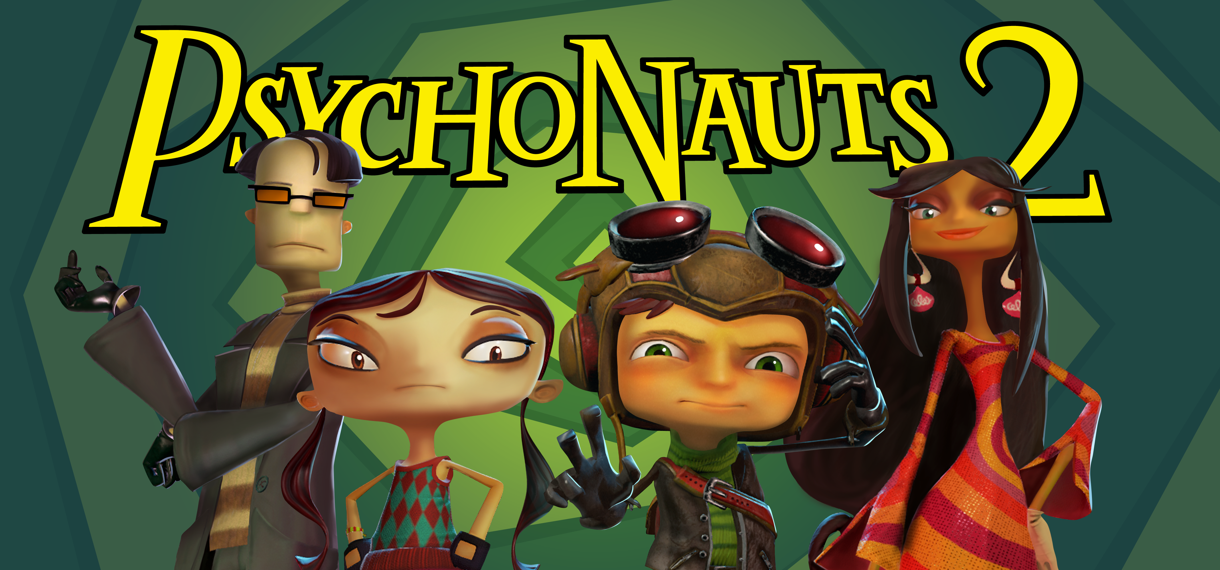 Psychonauts 2 is in development, and anyone can profit from its success #thegameawards