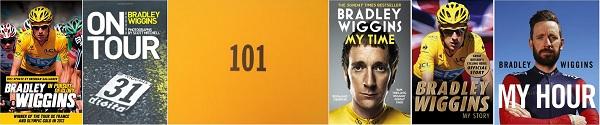Bradley Wiggins - the autobiographies