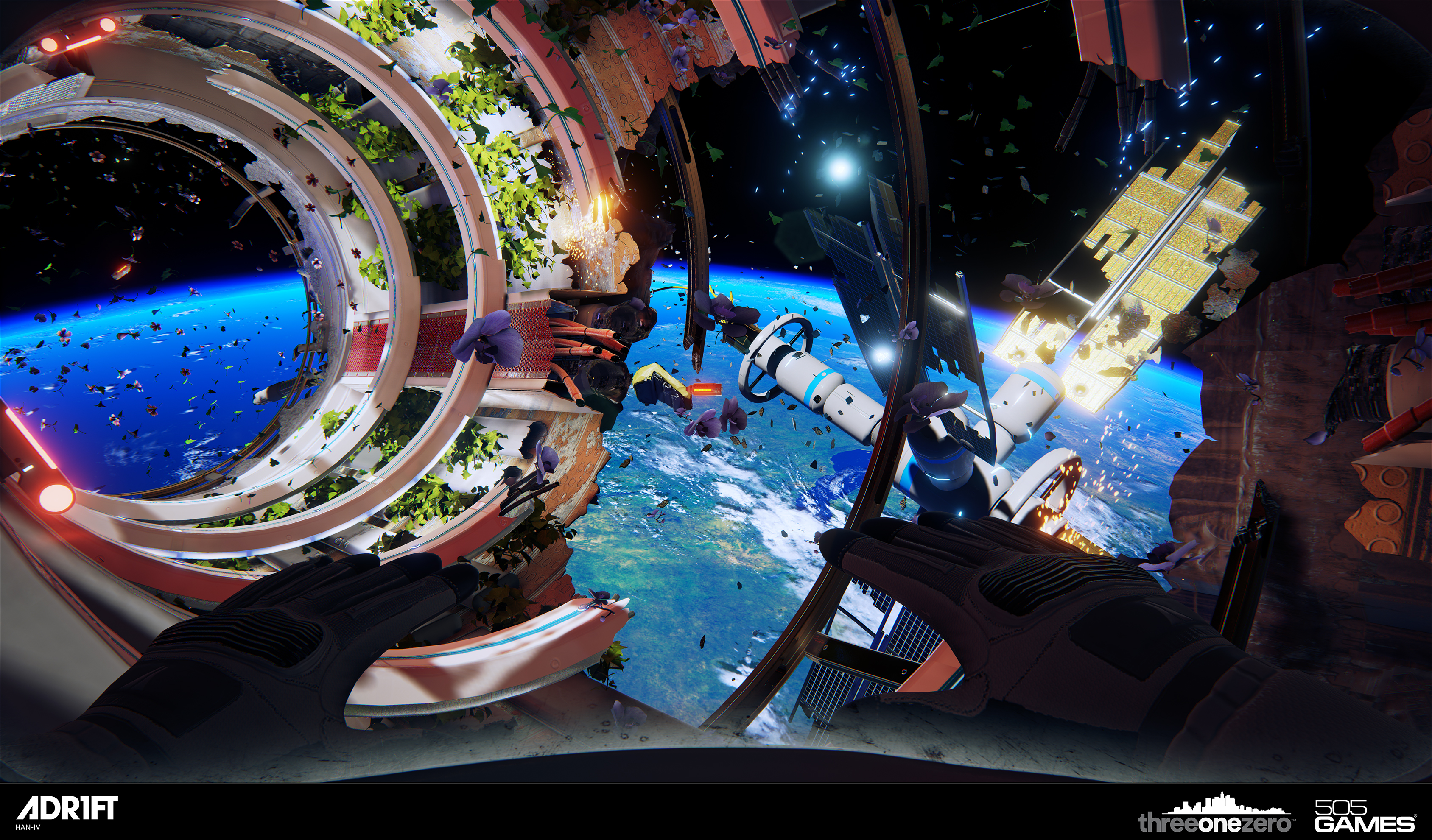 Creating Adrift: the space survival game that will make you love VR