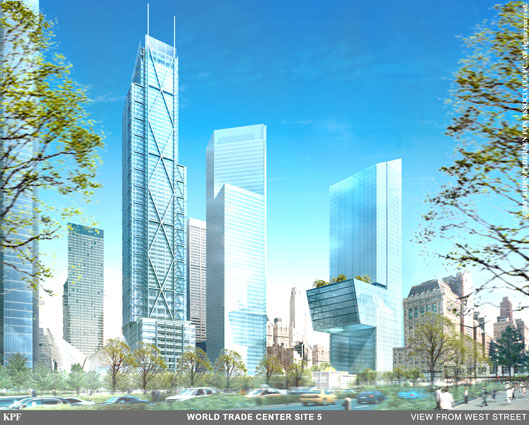 New York World Trade Center District Zoning Yimby Forums