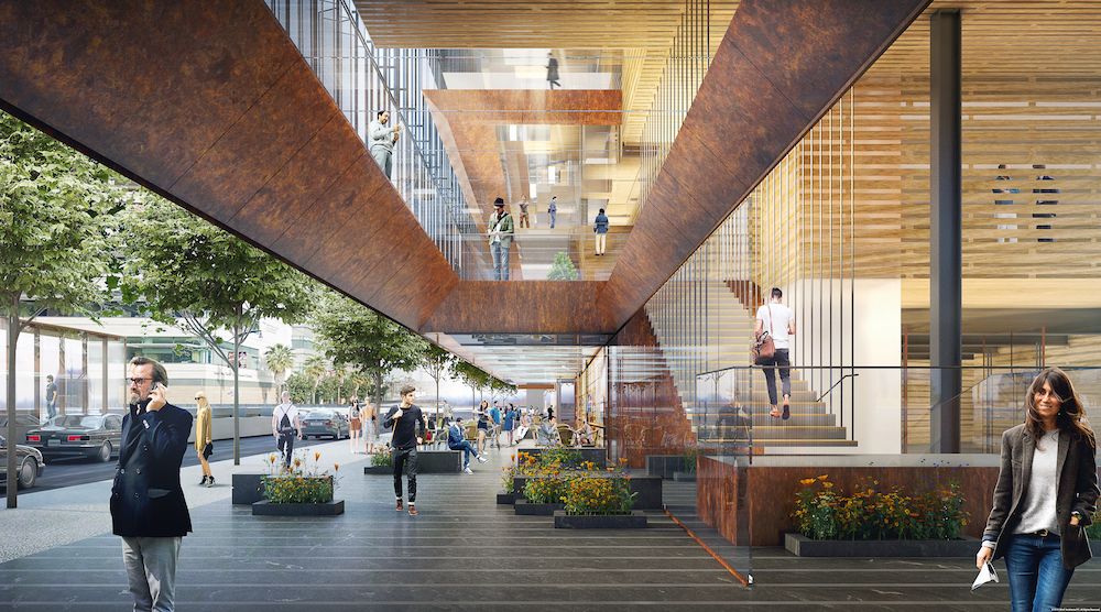 shop architects uber hq will arrive in approximately one million minutes box san francisco office 5