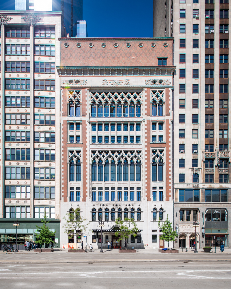 A tour through the new chicago athletic association hotel for Hotel right now in chicago