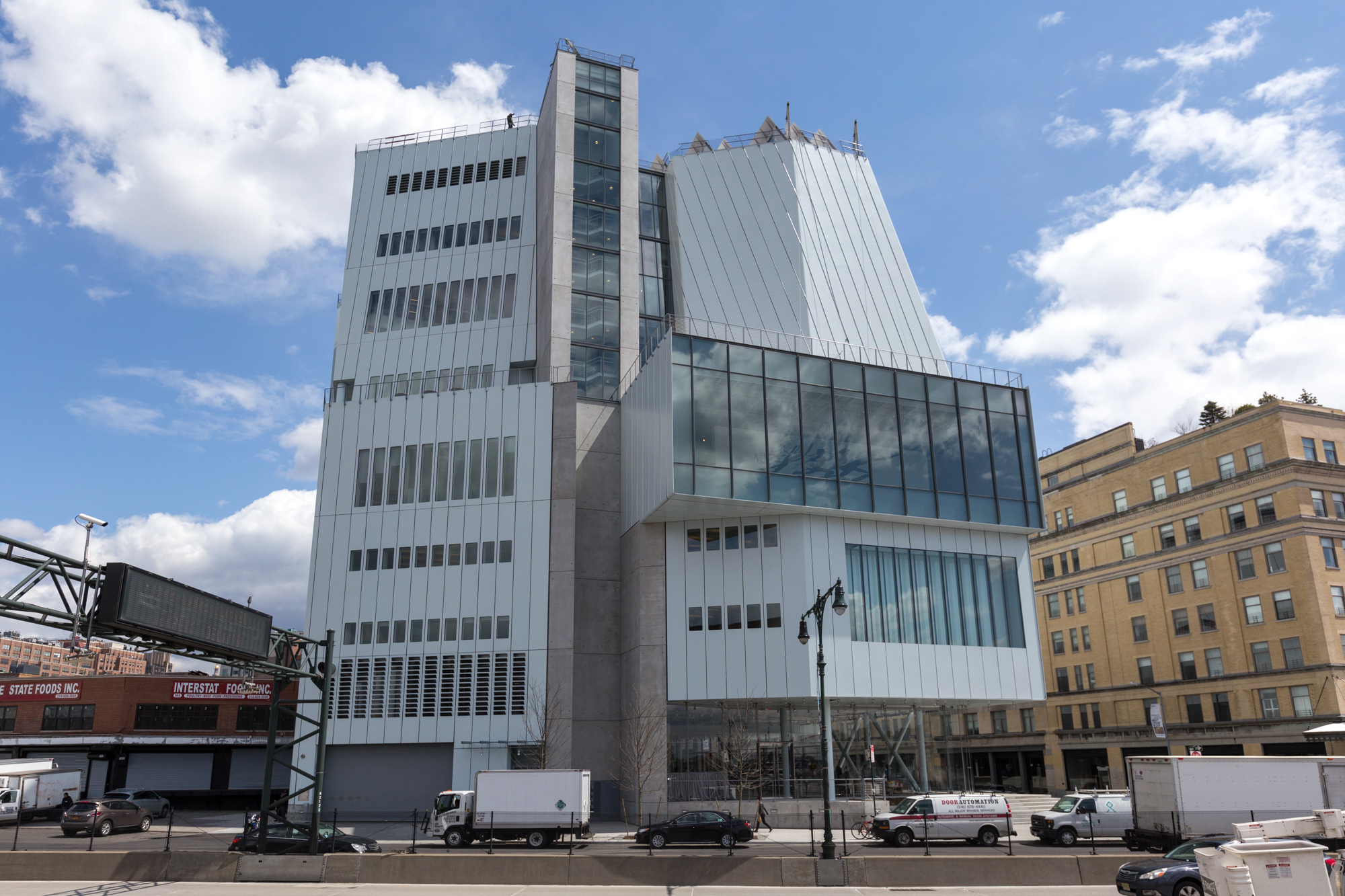 The Ultimate Tour of the New Whitney Museum, Inside and ...