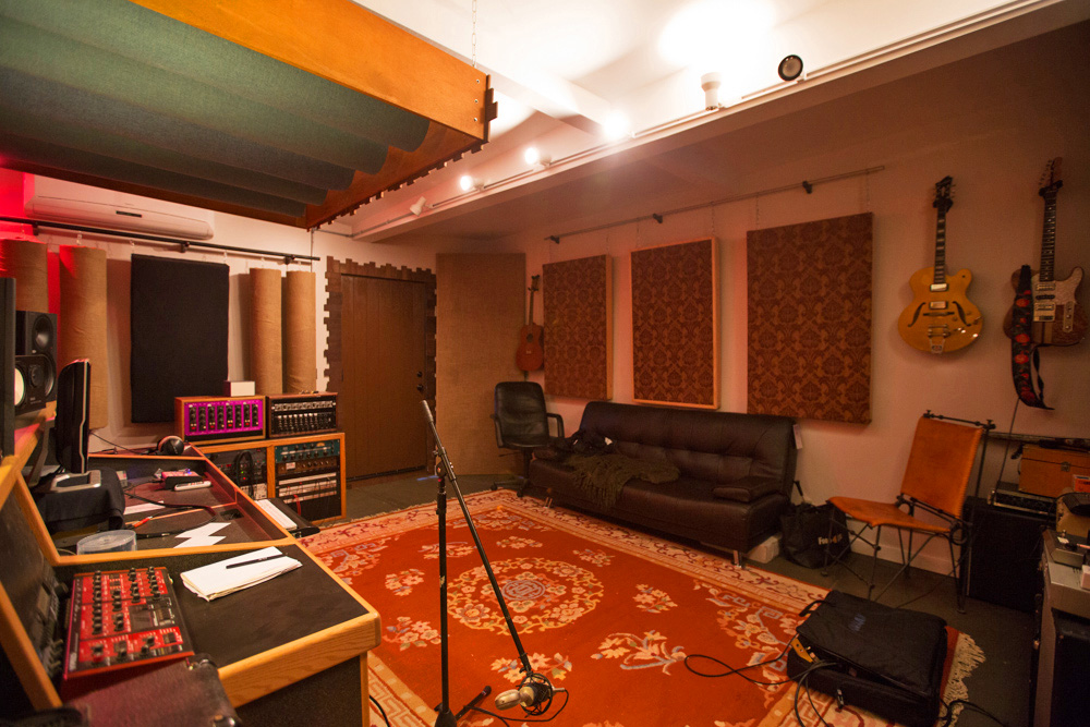 Excellent Inside The Underground World Of Las Home Recording Studios Largest Home Design Picture Inspirations Pitcheantrous