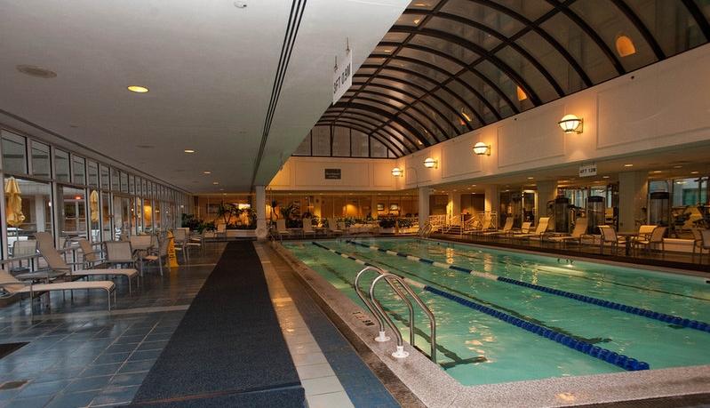 Boston Hotel Pools Open To The Public