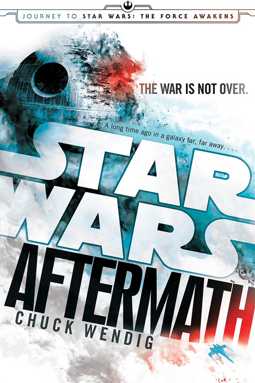 Star Wars <em>Aftermath</em>'s cover