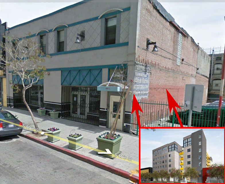 Skid Row Housing Trusts 39 Genesis Apartments Gets Going Curbed LA